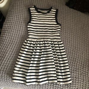 Black & White Dress from Urban Outfitters